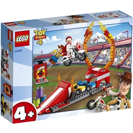 10767 LEGO Toy Story 4 Duke Cabooms Stuntshow